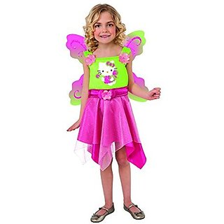 Hello Kitty Butterfly Fairy Costume, Child Small