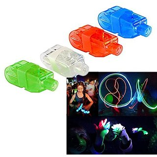 Dazzling Toys LED Bright Finger Flashlights - LED Finger Beam - Maga Pack of 40 Lights in a Pack