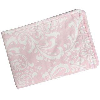Caden Lane Blanket, Sweet Lace Damask