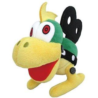 "Sanei Super Mario Plush Series Mecha-Koopa Plush Doll, 6"""