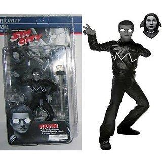 2005 Neca Sin City Series 2 Black & White Kevin Movie Figure Elijah Wood MOC