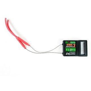 FlySky iR10 - 2.4Ghz 10 Channel Receiver