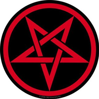Licenses Products Generic Pentagram Sticker