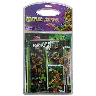 TMNT Ninja Turtle 11pc Value Pack Stationary Set