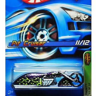 2006 Hot Wheels Treasure Hunt Pit Cruiser 11/12