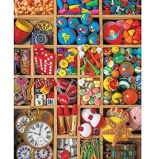 """Springbok """"Tiny Treasures"""" Jigsaw Puzzle (2000-Piece)"""