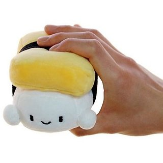 Japanese SUSHI suctioncup mini cushion kawaii cute gift