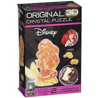 BePuzzled Disney Ariel Crystal Puzzle