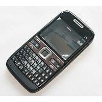 Nokia E72 Mobile Phone Housing Body Panel (Black)