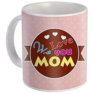 Sky Trends Mom Gift For Mothers Day Printed White Coffee Mug