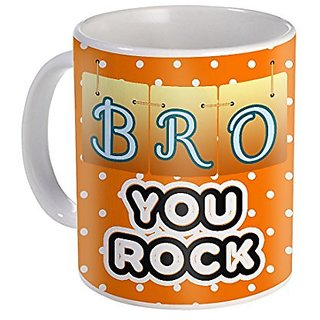 Sky Trends Gift For Brother/Gift For Rakhi/Raksha bandhan Gift Coffee Mug Combo Gift For Brother This Rakshabandhan STD#007 st-bhaigiftset007