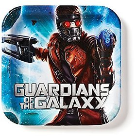 """American Greetings Guardians Of The Galaxy 7"""" Squa"""