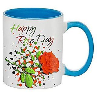 Sky Trends Valentine Week All Day Gift For Girlfriend Printed Coffee Mug Best Gift For Propose Day Kiss Day Promise Day Hug Day Chocolate Day Rose Day