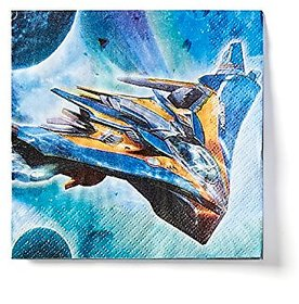Guardians Of The Galaxy Beverage Napkins, Pack Of 16, P