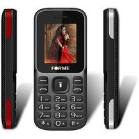 Forme N1 (Combo Of 2) Black+Red With Black+Grey ( 850 M