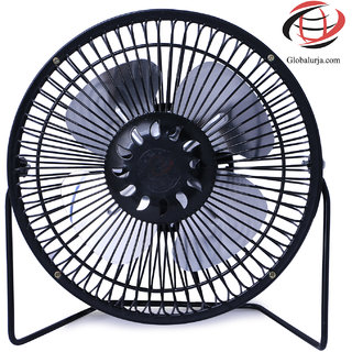 7 Black USB Powered Fan(Sameeran)