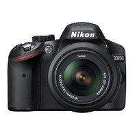 Nikon D3200 24.2 MP Digital SLR Camera (Black) With AF-