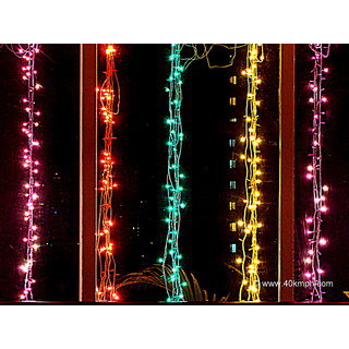 Pack of 3 Pieces Diwali Decorative rice bulb string light . Early Bird Offer .