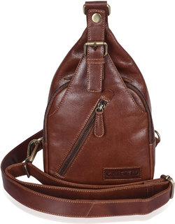Calfnero Genuine Leather Backpack