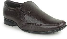 Kennady Men's Brown Slip On Casual Shoes