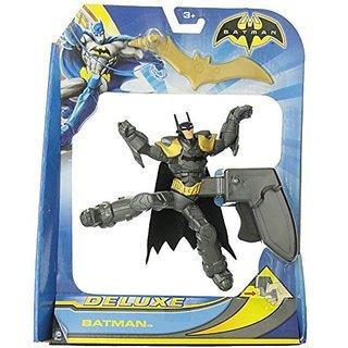 Batman Deluxe Stealth Tech Batman Figure