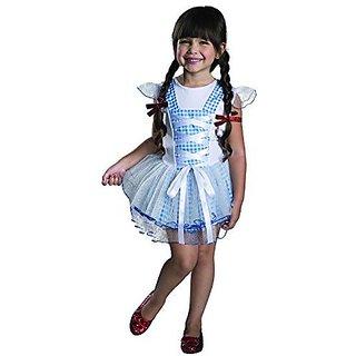 Rubies Wizard of Oz 75th Anniversary Dorothy Tutu Dress Costume, Child Medium