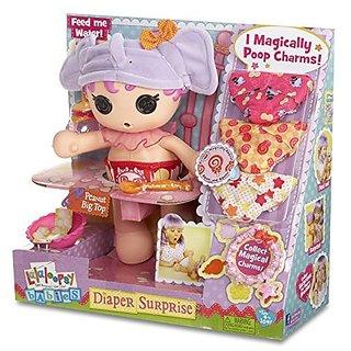 Mga Entertainment Lalaloopsy Babies Diaper Surprise Peanut Big Top Doll