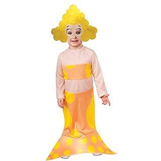 Rubies Bubble Guppies Deema Costume, Child Small