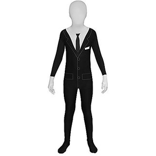Morphsuits Kids Slenderman Costume, Medium