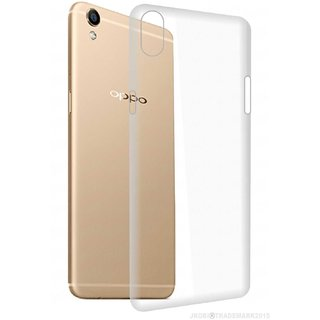 reputable site 0a832 c9ea9 Oppo F1 Plus Transparent Back Cover