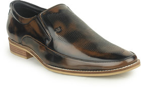 Kennady Men's Multicolor Slip On Casual Shoes