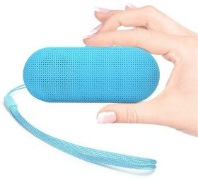 OGM Y2 Multimedia Super Bass Stereo Mini Speaker With FM, Pendrive, SD Card Slot (Assorted Colour)