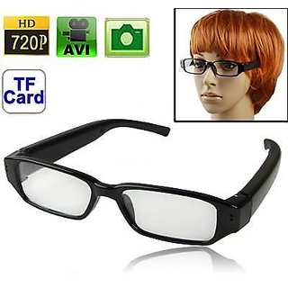 CUTE SPEX EYEGLASS CAMERA BETTER FROM PEN  KEYCHAIN  BUTTON CAMERA CAMCORDE