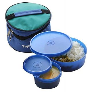 buy tupperware classic lunch box set with bag online get 9 off. Black Bedroom Furniture Sets. Home Design Ideas