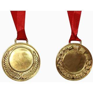 Forever's Golden Medal (5 cm) Set Of 6 By Forever Online Shopping