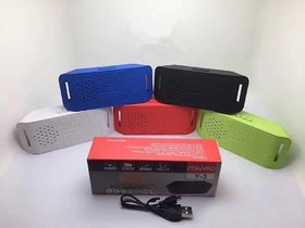 OGM Y4 Super Bass Stereo Sound Effect Portable Multi Function Mini Bluetooth Speaker(Assorted Colours)