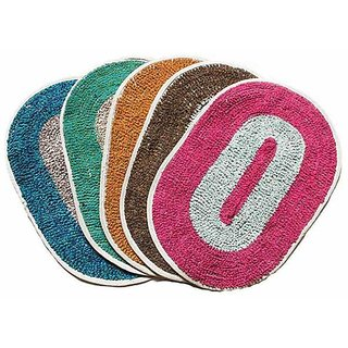 Set of 4 Door Mats K decor