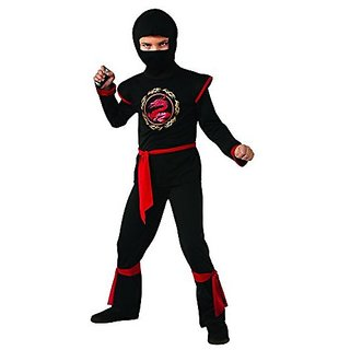 Rubies Dragon Ninja Costume, Small