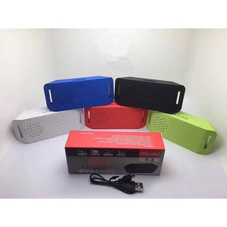Music OGM Y3 Super Bass Sound Effect Portable Multi Function Mini Bluetooth Speaker(Assorted Colours)