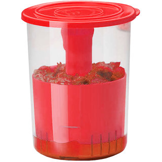 Apex Red Pickle Container - 1000ml