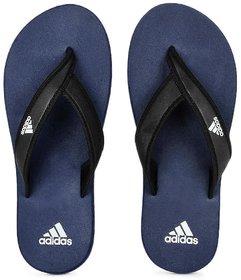 Adidas Men Navy Adi Rio Flip Flops