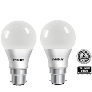 Eveready LED Bulb Combo 9W - 6500K Pack Of 2