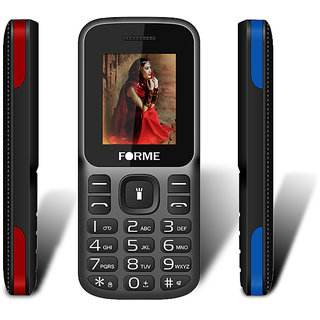 Forme N1 (Combo Of 2) Black+Red With Black+Blue ( 850 M