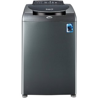Whirlpool 360 Degree Bloomwash Ultimate Care Kg 8KG Fully Automatic Top Load Washing Machine