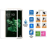 Oppo F5 Premium Full Front Body Covered Tempered Glass (White)/Screen Protector/ Screen Guard HD Quality Gorilla Armour