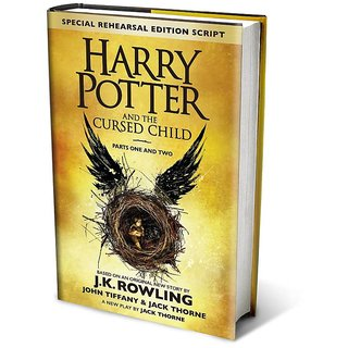 Harry Potter And The Cursed Child By J.K. Rowling (PART 1 And 2)