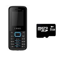 IKall K88 (1.8Inch,Dual Sim, 1000mAh Battery) Combo Wit