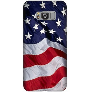 Akogare 3D Back Cover For Samsung Galaxy S8 BAESS81556