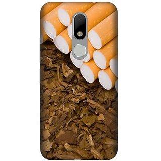 Akogare 3D Back Cover For Motorola Moto M BAEMOM1557