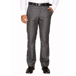 Gentleman's Formal Trousers (GREY)